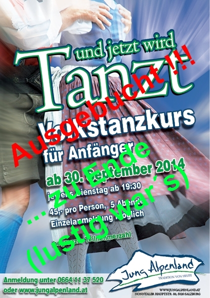 Single tanzkurs salzburg